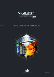 Explosion vent panels