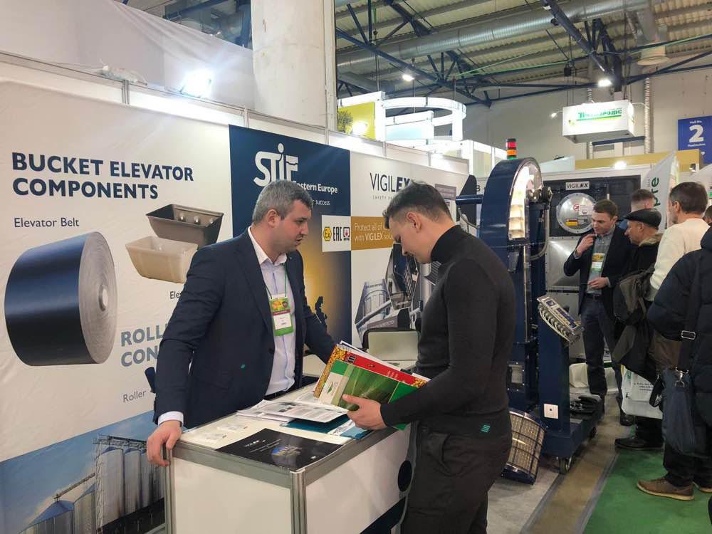Компанія «СТАРТ-АП» прийняла участь у 10 міжнародній виставці «Зернові технології»