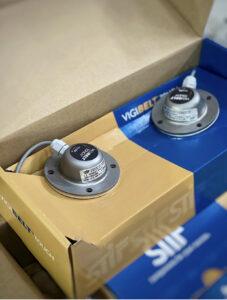 Датчики зсуву/зміщення стрічки Vigbelt Touch