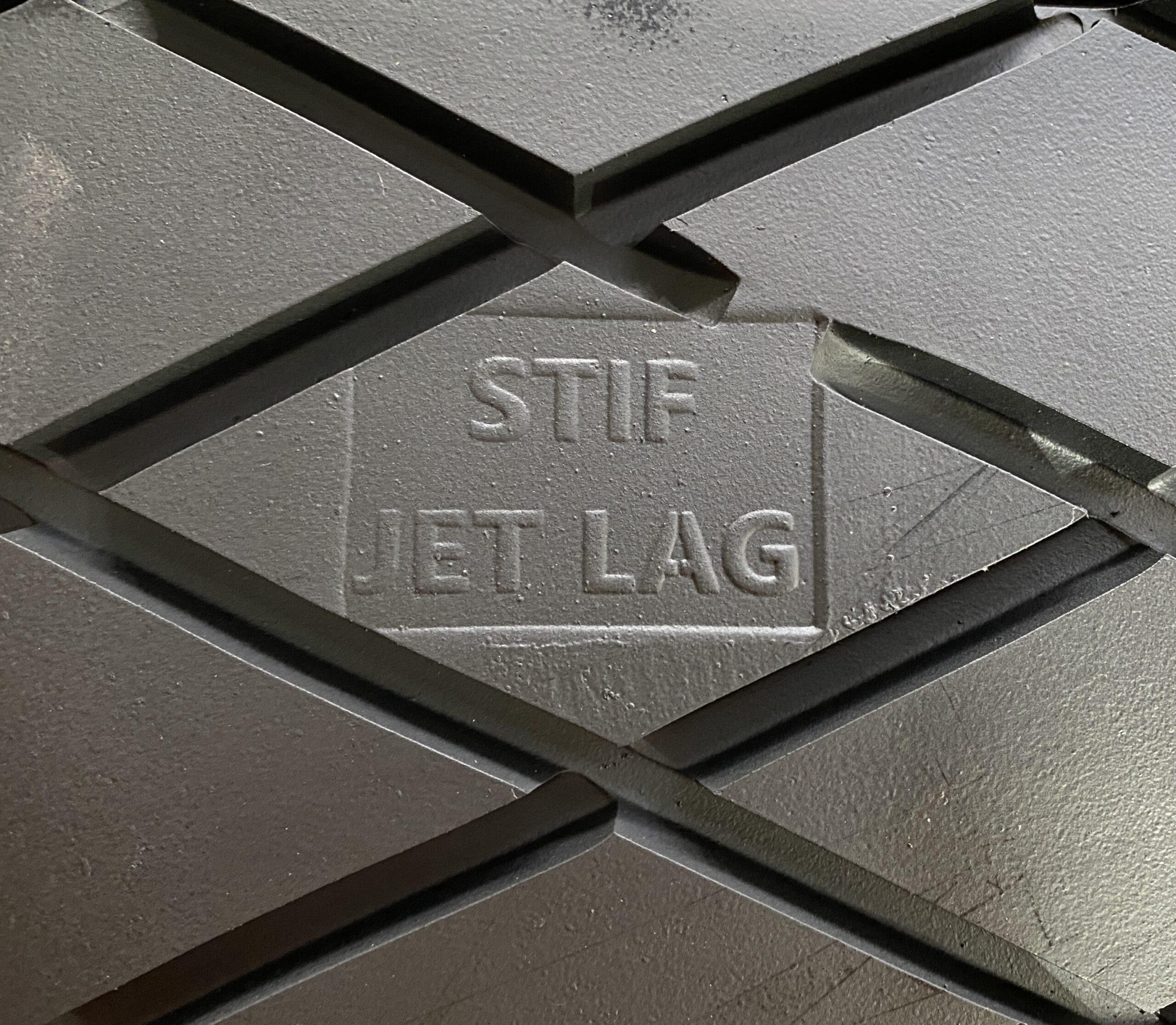 Набірна футеровка STIF JET LAG